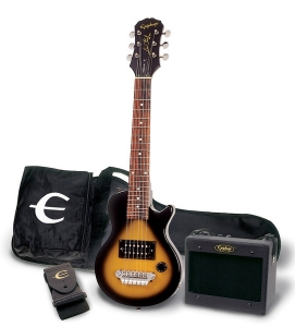 The Gibson Epiphone Pee Wee Guitar