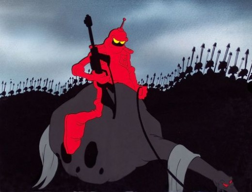 Wizards (1977) A Ralph Bakshi film