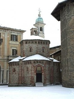 Baptistry - Biella