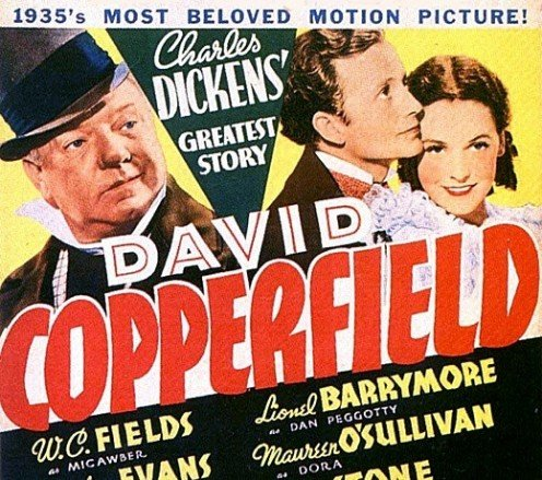 WC Fields did a sterling job as Mr Macwber in the 1935 George Cukor classic.