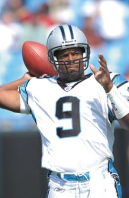 Rodney Peete Lions MOVING THE CHAINS: The...
