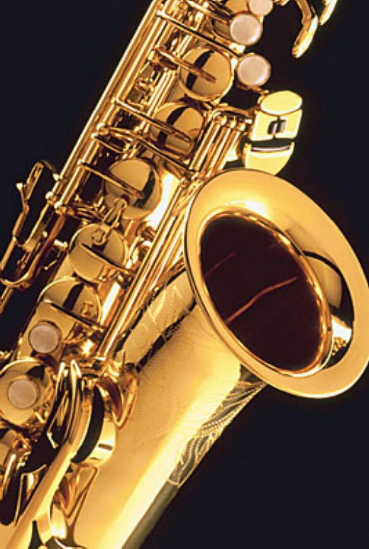 """The saxophone is the embodied spirit of beer.""  Arnold Bennett (1867-1931)"