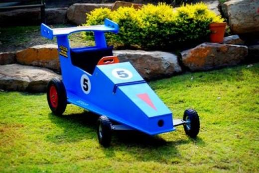 Homemade Wooden Go Kart - Bing images