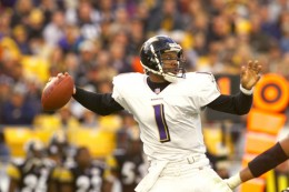 Randall Cunningham Baltimore Ravens