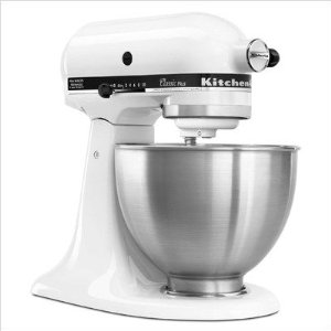 KitchenAid KSM75WH Classic Mixer