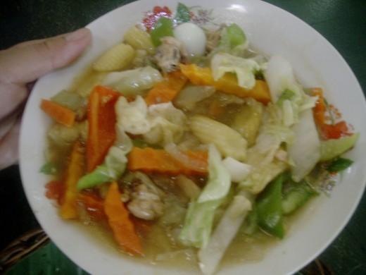 Chopy suey