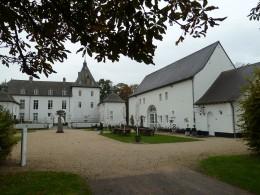 Rijckholt Castle, Limburg, The Netherlands