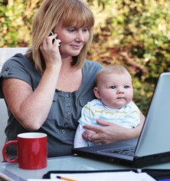Pros and Cons of Stay at Home Mom Jobs