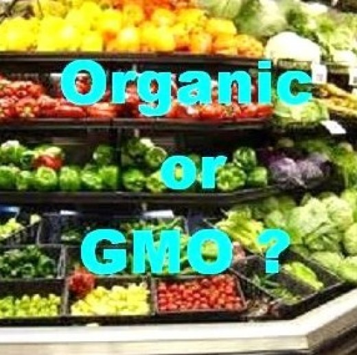 Why should we eat organic and not GMO ?