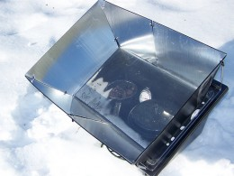 Box Cookers are the most practical types of Solar Cookers and Ovens.