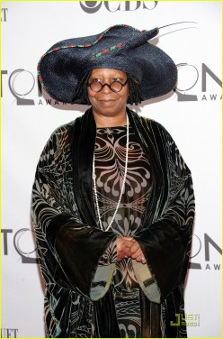 What's Up With Whoopi Goldberg's Hat? Tony Awards Outfit Raises Eyebrows