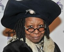 """Whoopi Goldberg at """"The Face of Tisch Gala"""" in New York City."""