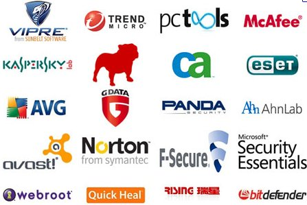 Use a trusted and branded anti virus software