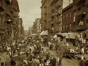 New York City Late 1800's