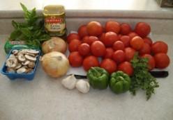 Preparing Sauces