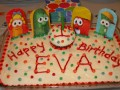 Birthday Cakes from Scratch: Decorating Ideas for Your Child's Birthday Cake  Plus an Easy Chocolate Cake Recipe.