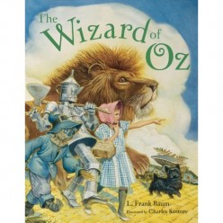 The Wizard of Oz (Preschool Style)