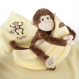 Monkey See, Monkey Do! Planning a Monkey-Themed Baby Shower