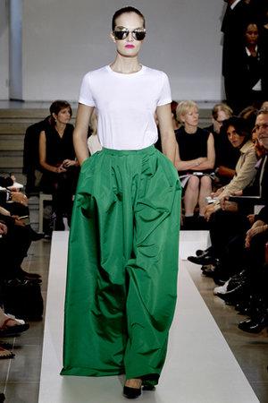 A dressy maxi skirt