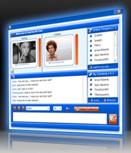 Chat With Friends Online For Free