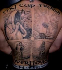 Religious Symbols Tattoo Ideas