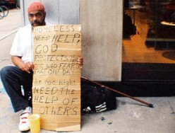 Why I Never Give Pocket Money to the Homeless