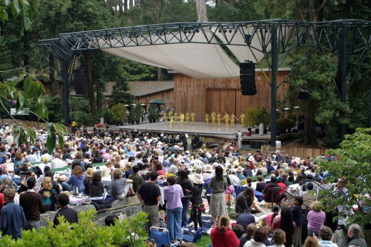 Ballet at Stern Grove