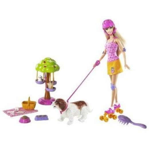 Barbie Puppies Playset - Must Have Toy
