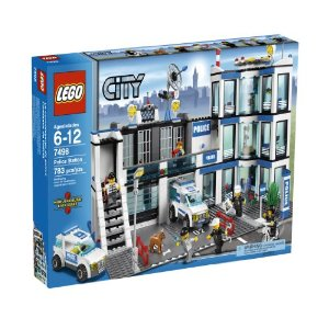 LEGO City Police Station - Hot Christmas Toy For 2013
