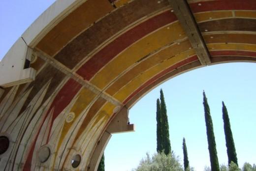 Half the Arch