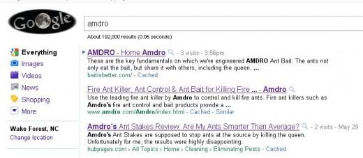 Frightened yet, Amdro?