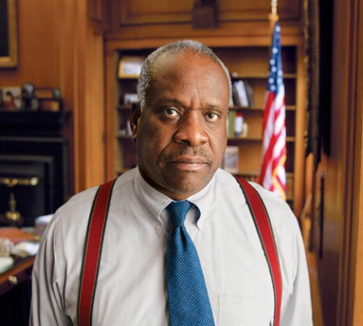 Clarence Thomas, Supreme Court