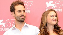 It's a boy! Natalie Portman and Benjamin Millepied have their first child.
