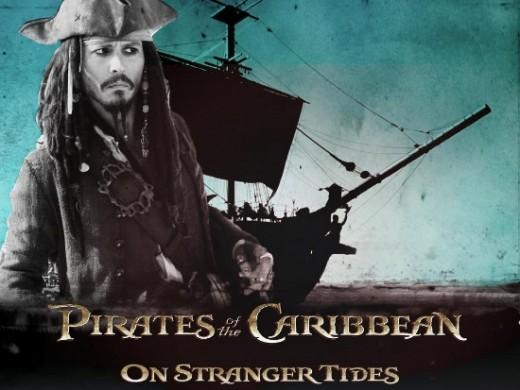 The infamous..Jack Sparrow!