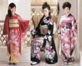 Classical Ladies' Fashion Design and The Society Changing (3): Japanese Kimono
