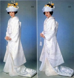 Siromuku: bride kimono