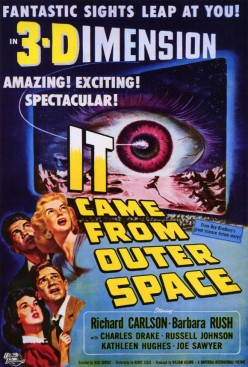 It Came from Outer Space (1953) - Terror in the 3rd Dimension