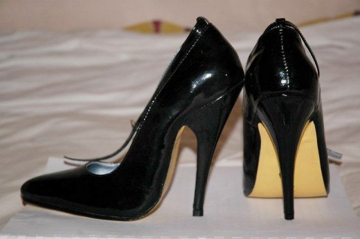 "Stiletto heels. ""For case in point, I was watching a morning television program days ago and was surprised to find out that there is already a class in New York that offers women lessons on how to walk properly in stilettos."""