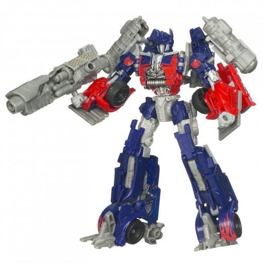 transformers dark of the moon optimus prime toy. Transformers 3 Toys Dark of