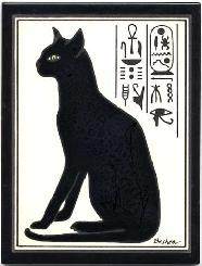 Did Ancient Egyptians Have Black Cats