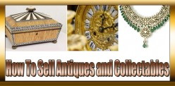 How to sell your antiques and collectables?