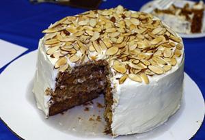 Prize Winning Cake