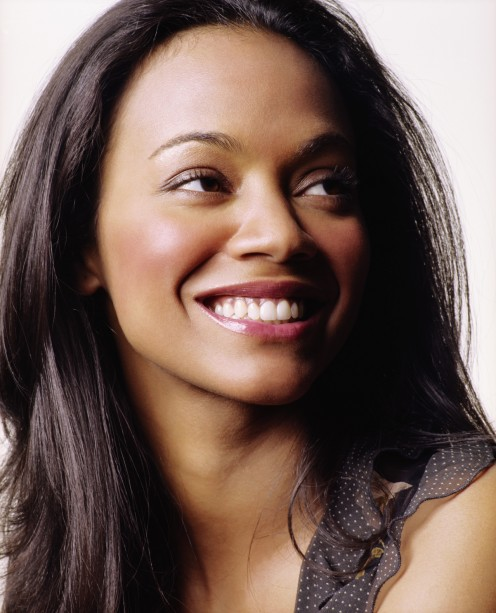 Actress Zoe Saldana is definitely a star on the rise as well as one hot Dominican!
