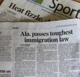 pro arizona immigration law essay While passing the law may possibly open up more jobs for americans, which was the original intent, the economic losses outweigh the pros arizona has adopted the law because they are close to the border of mexico, thus more prone to illegal aliens.