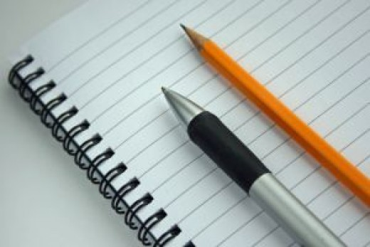 A Blank Page - Every Writer's Nemesis