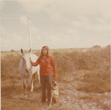 My Horse Flick, Charlie, and Me Several Years Later