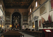 Kirche Santo Stefano dei Cavalieri by Manfred Heyde