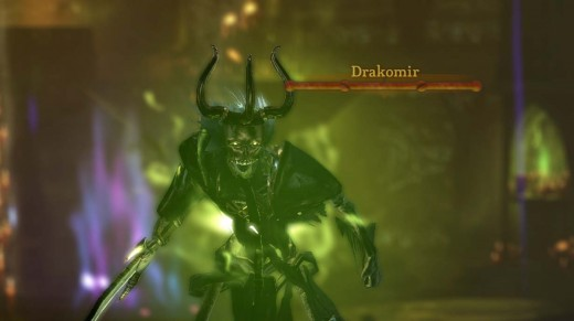 Dungeon Siege 3 Defeating Drakomir