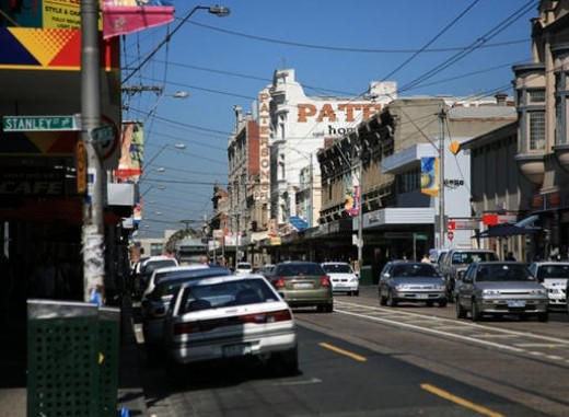 Smith Street is the heart of Collingwood and is lined with shops, restaurants, cafes and pubs