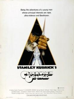 Clockwork Orange poster